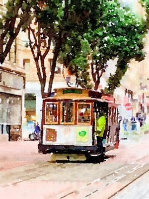 """San Francisco, Here I Come…"""