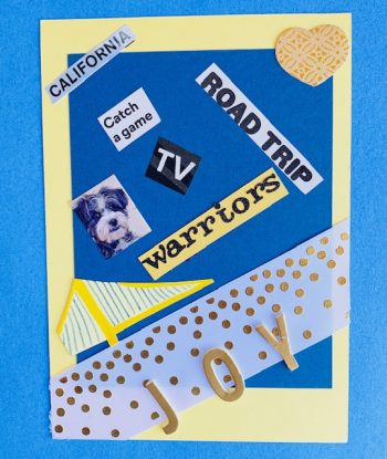 Playing with Joy!